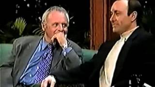 Hannibal Lecter and John Doe | Anthony Hopkins and Kevin Spacey