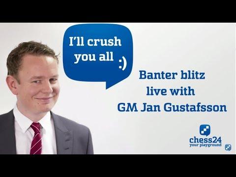 Banter Blitz with Jan Gustafsson (90)