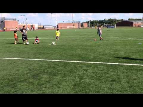 Nashville Kurds Ayaz Kestay scores penalty