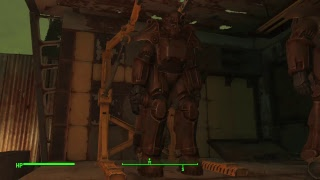 Fallout 4 glowing death
