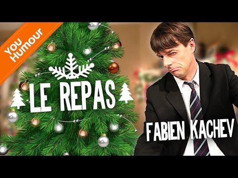 FABIEN KACHEV - Le repas