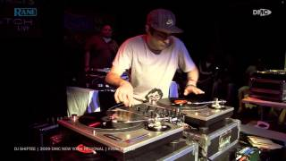 DJ Shiftee || 2009 DMC U.S. New York Regional || Final Round [Winning Set]