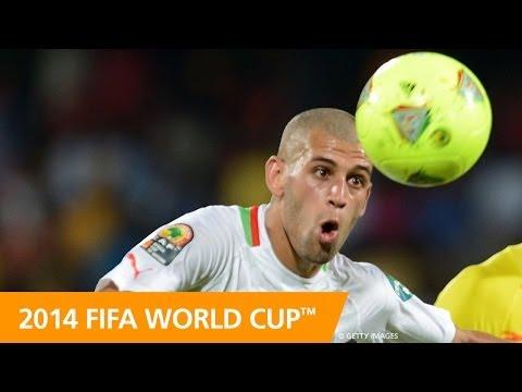 World Cup Team Profile: ALGERIA