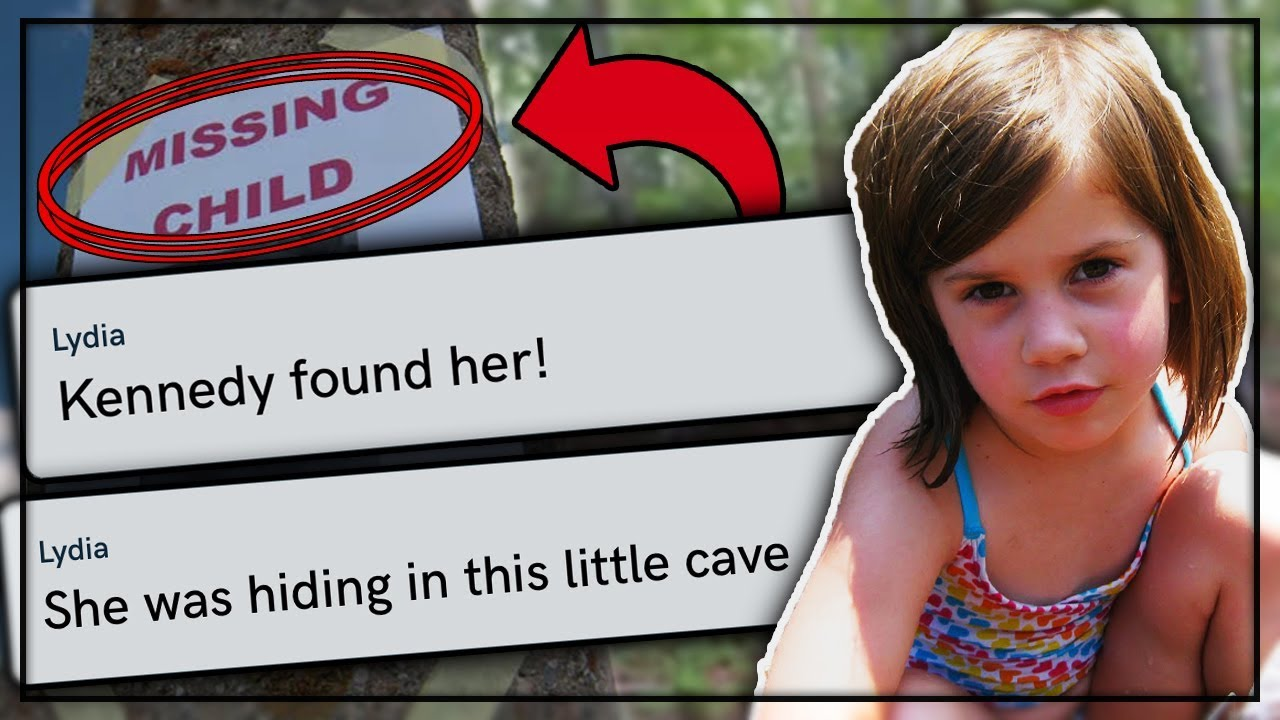 """Download I FOUND A MISSING LITTLE GIRL IN THE WOODS!   HOOKED/TAP STORIES """"KIRAS MISSING"""" FULL STORY"""