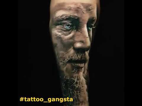 373d748bf Tattoo master Benji Roketlauncha - YouTube