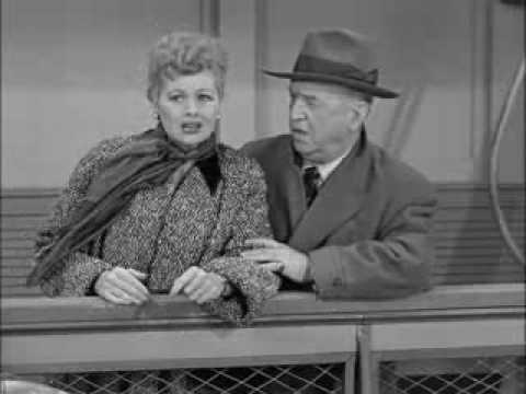 I love Lucy - Staten Island Ferry Episode