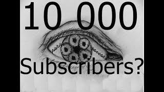 10 thousand subscribers? +How To Draw A Weird Eye | Eyeballs
