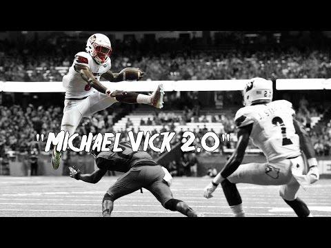 "Lamar Jackson || ""Michael Vick 2.0 "" ||  Midseason 2016-2017 Heisman Highlights HD"