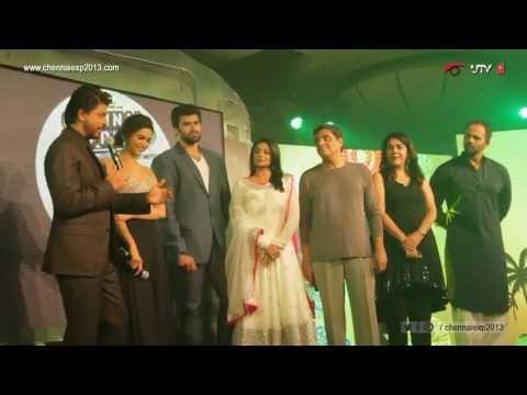 Chennai Express Music Launch Event