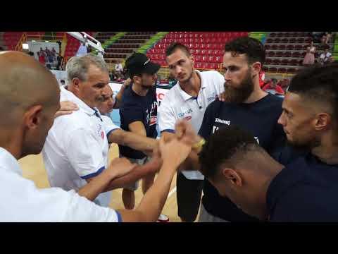 L'Italia chiude con una vittoria la #VeronaBasketballCup. Venezuela ko 72-54.