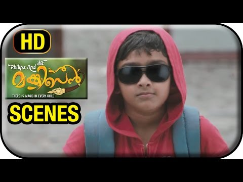 Philips and the Monkey Pen Movie | Scenes | Sanoop in Joy Mathew's House