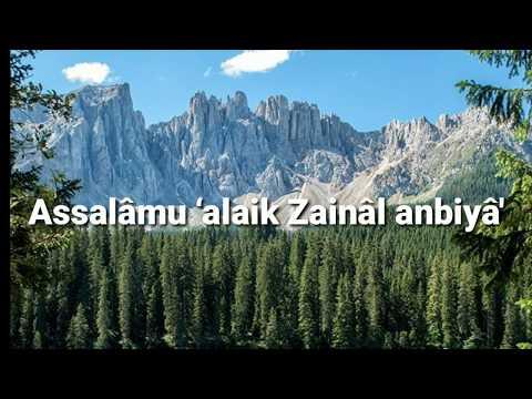 Assalamualaik Zainal Anbiya