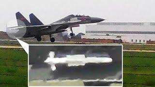 挑戰新聞軍事精華版--漢和:中國「殲16」遠勝「蘇30」,可對付南海周遭同型戰機