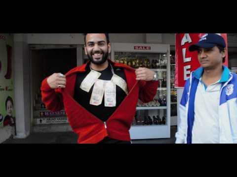 RJ Honey & RADIO MIRCHI AMRITSAR celebrating NO CASH NOVEMBER