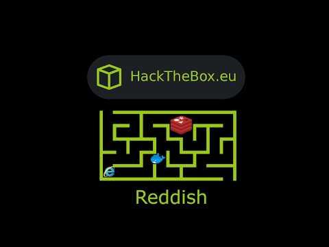 HackTheBox - Reddish