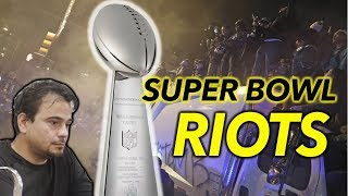 Riots in Philly After Superbowl 2018 Last Night │Why This Happened?│