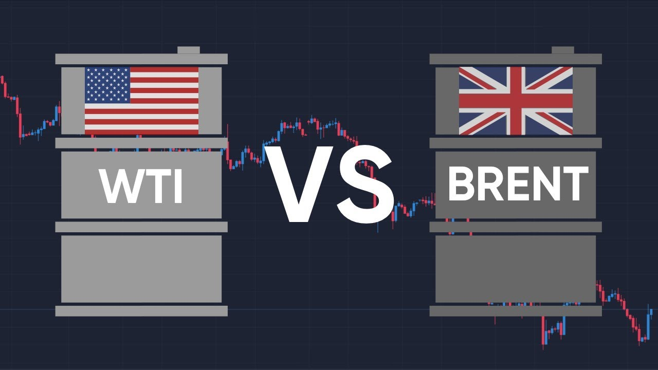 Image result for crude brent wti