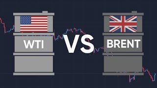 Crude Oil Prices Explained - WTI vs Brent