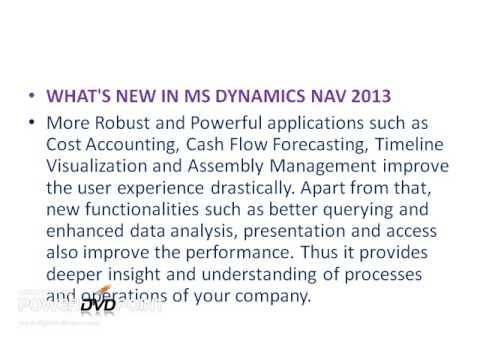 Microsoft dynamics nav training dubai