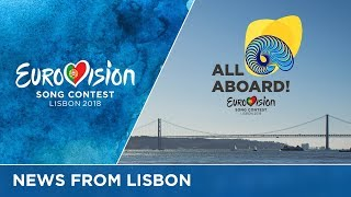 Eurovision Song Contest 2018: Participating countries, logo and slogan revealed! thumbnail