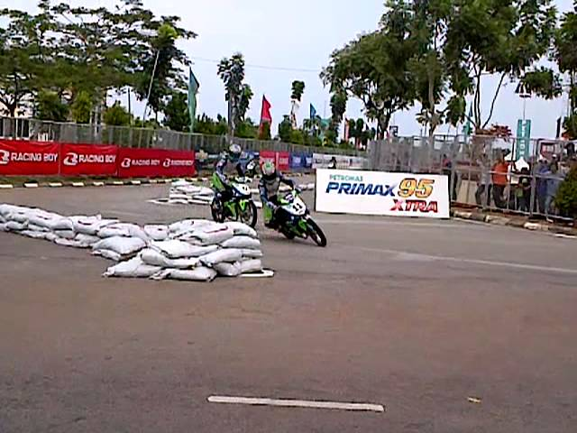 Cubprix Round 8 Melaka 2013 Travel Video