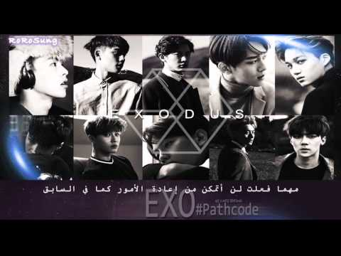 EXO - EXODUS (Korean Version) {Arabic Sub}