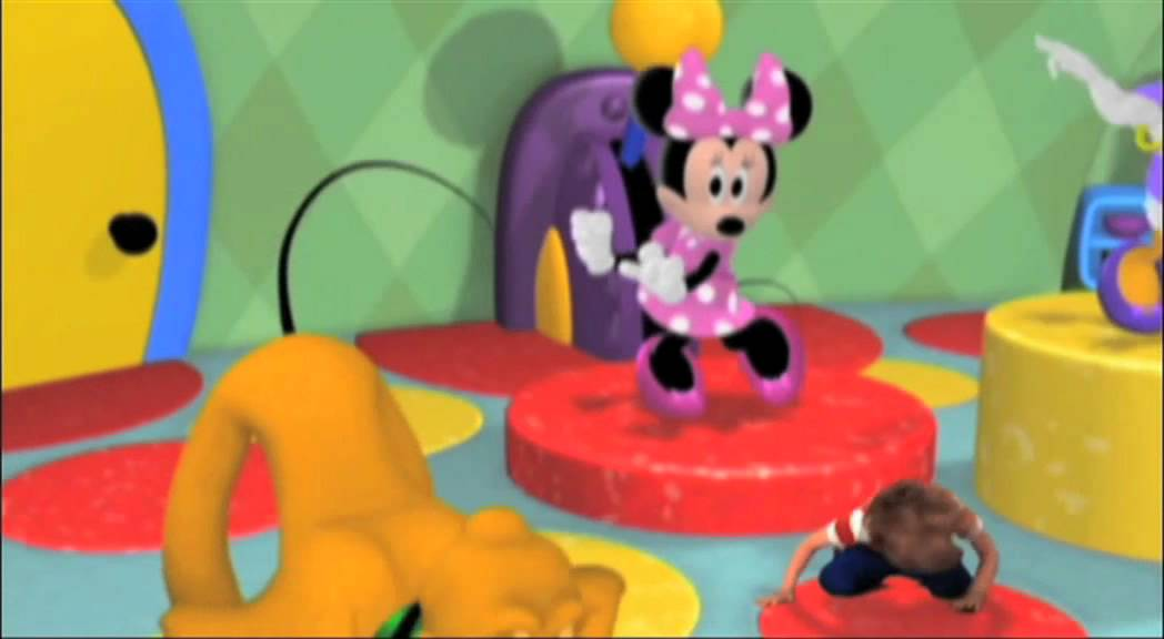 Why Does Mickey Mouse Say Hot Dog