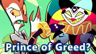 Everything We Know about The Greed Ring and Prince Mammon! Helluva Boss and Hazbin Hotel Explained!