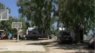Naxos Camping: Maragas Camping at St. Anna beach