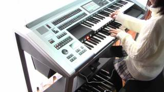 Star Wars Theme on Synthesizer