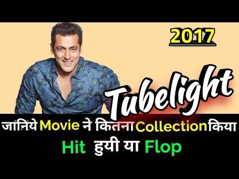 Salman Khan TUBELIGHT 2017 Bollywood Movie LifeTime WorldWide Box Office Collection