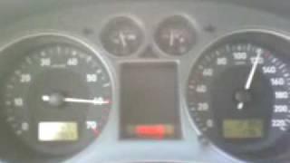 SEAT Ibiza mk4 2009 1.6L 105ps acceleration tiptronic (S Mode)