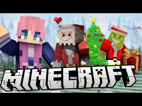 Christmas Evil! | Custom Minecraft Adventure