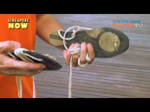 6e65ff4367c Make your own running shoes (Barefoot running Pt 3) - YouTube