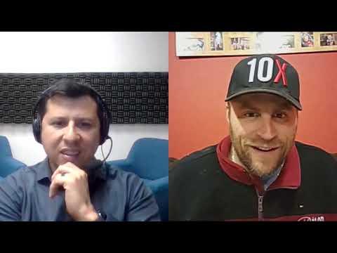 David Armenta Interviews Nicholas Wheeltalk Part 1