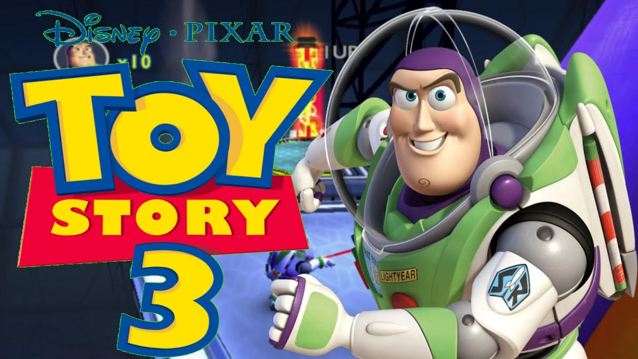 toy story 3 buzz lightyear adventures children games space rocket threat youtube