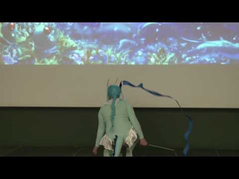 related image - Dijon Saiten 2016 - Cosplay Nocturne - 01 - Pokemon - Aquali humanized