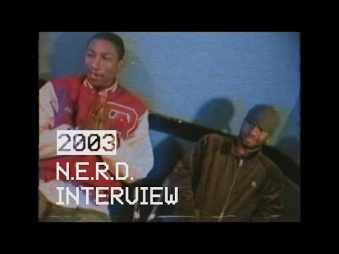 Pharrell Gets Annoyed At Neptune's Questions During N.E.R.D. Interview