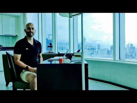 I just finished hotel quarantine in Bangkok. It was brutal.