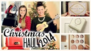 CHRISTMAS HAUL: What We Got For Christmas 2014! Thumbnail
