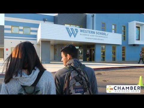 Best In Class: Western School of Science and Technology