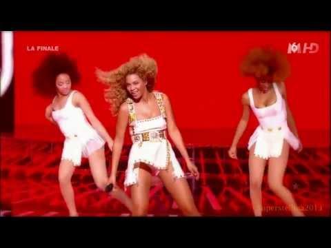 Beyoncé: Run The World (Girls) - ( X Factor France 2011) - HD