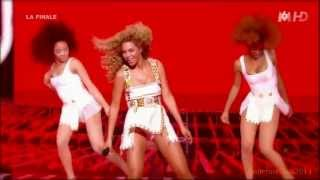 Beyoncé: Run The World (Girls) - ( X Factor France 2011) - HD