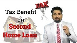 Tax Benefit on Second Home Loan | Money Doctor Show English | EP 160