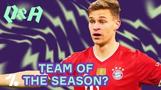 Bundesliga Team of the Season! OneFootball Q&A