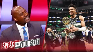 Giannis rejects being face of NBA & suggests KD or Harden — Wiley & Acho   NBA