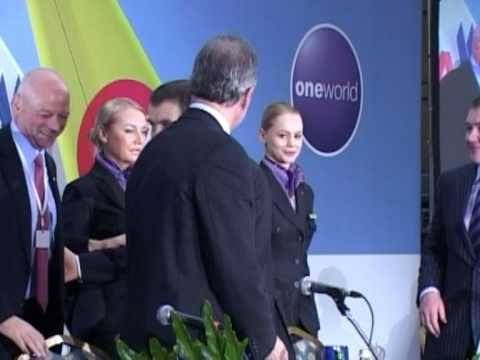 S7 Airlines joins oneworld global airline alliance