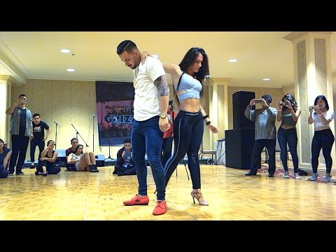 Daniel y Desiree Master Class Demo : 2016 Grizzly Dance Festival
