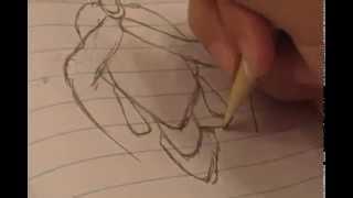 How to draw Jasmine from Disney