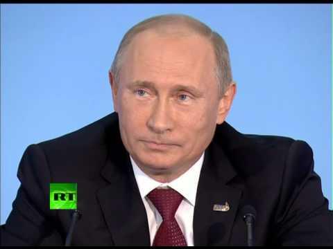 Путин объяснил полет